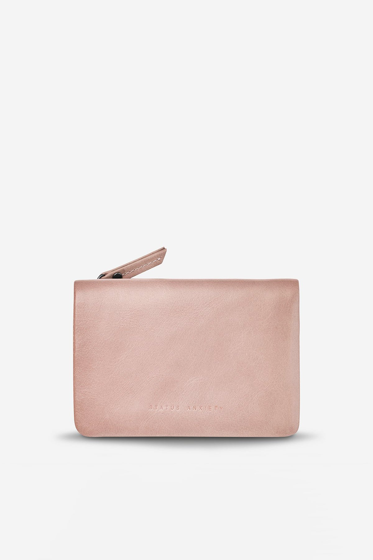 Is Now Better Wallet - Dusky Pink