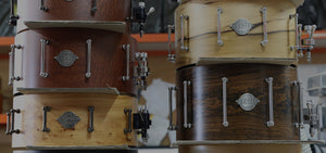 Evetts Handcrafted Bespoke Custom Snare Drums