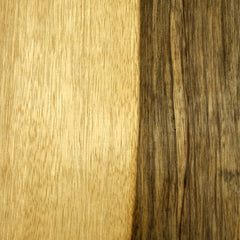 Black Limba veneer sample