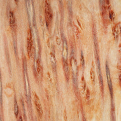 Figured Myrtle veneer sample