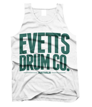 Evetts Drum Co Singlet