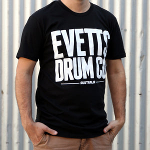Evetts Drum Co Tee