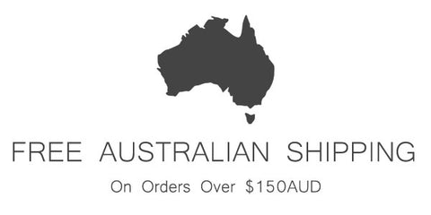 Free Australian Shipping over $150