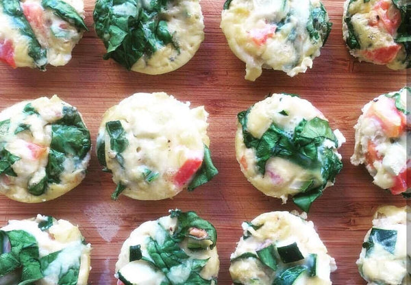 Meal Prep Omelette Muffins