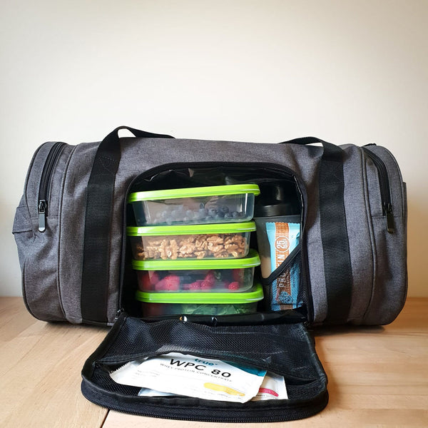 The Duffle Meal Prep Bag