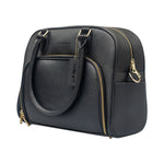 Women's Mini Meal Management Handbag (Black)