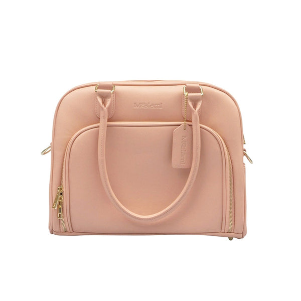 Mealami Women's Mini Meal Management Handbag (Blush)