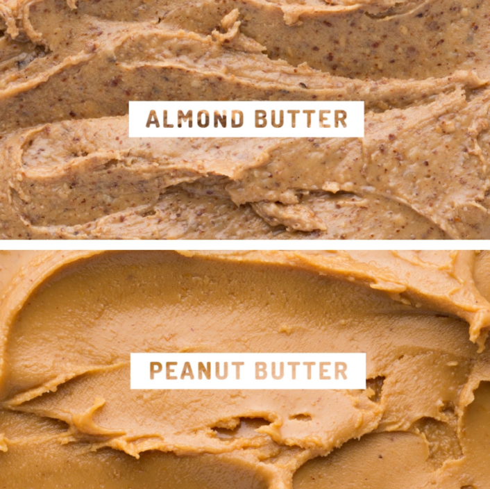 Peanut Butter vs Almond Butter