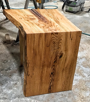 Oak Waterfall Sidetables