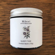 Herbal Balm | SLEEPY TIME-Herbal Balm-Mäesi Apothecary