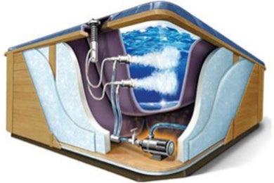 HOT TUB / SPA Bronze CLEANING SERVICING & VALETING 20% OFF Today's Special Offer!!