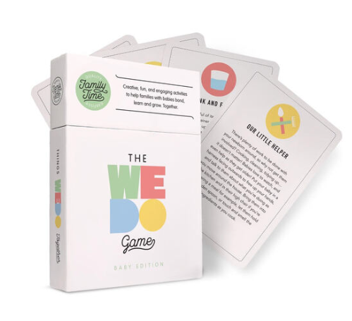The WeDo Game - Baby Edition  WEDO GAMES GIFTWARE Klou Boutique