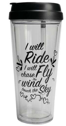 Touch the Sky Take Away Cup - The Gift Label