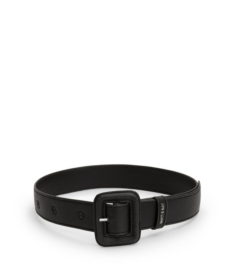 Matt & Nat Sara Belt - black  Klou Boutique  Klou Boutique