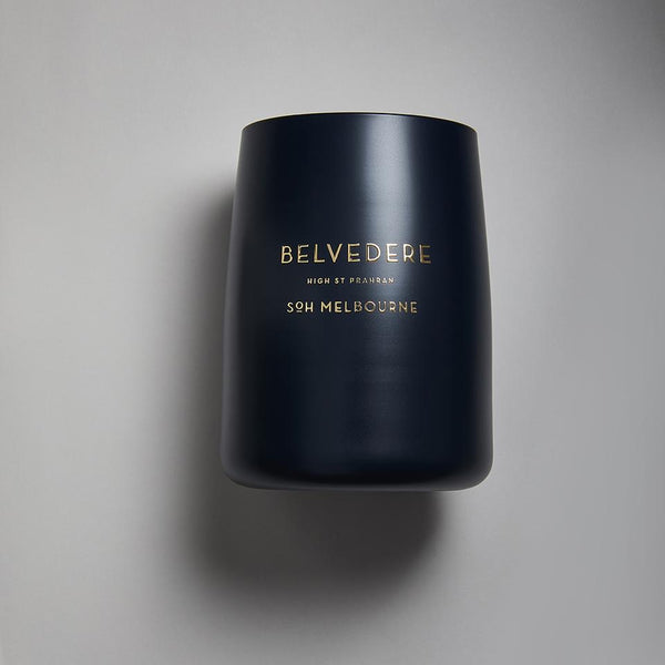 SOH Melbourne candle - Belvedere (navy)
