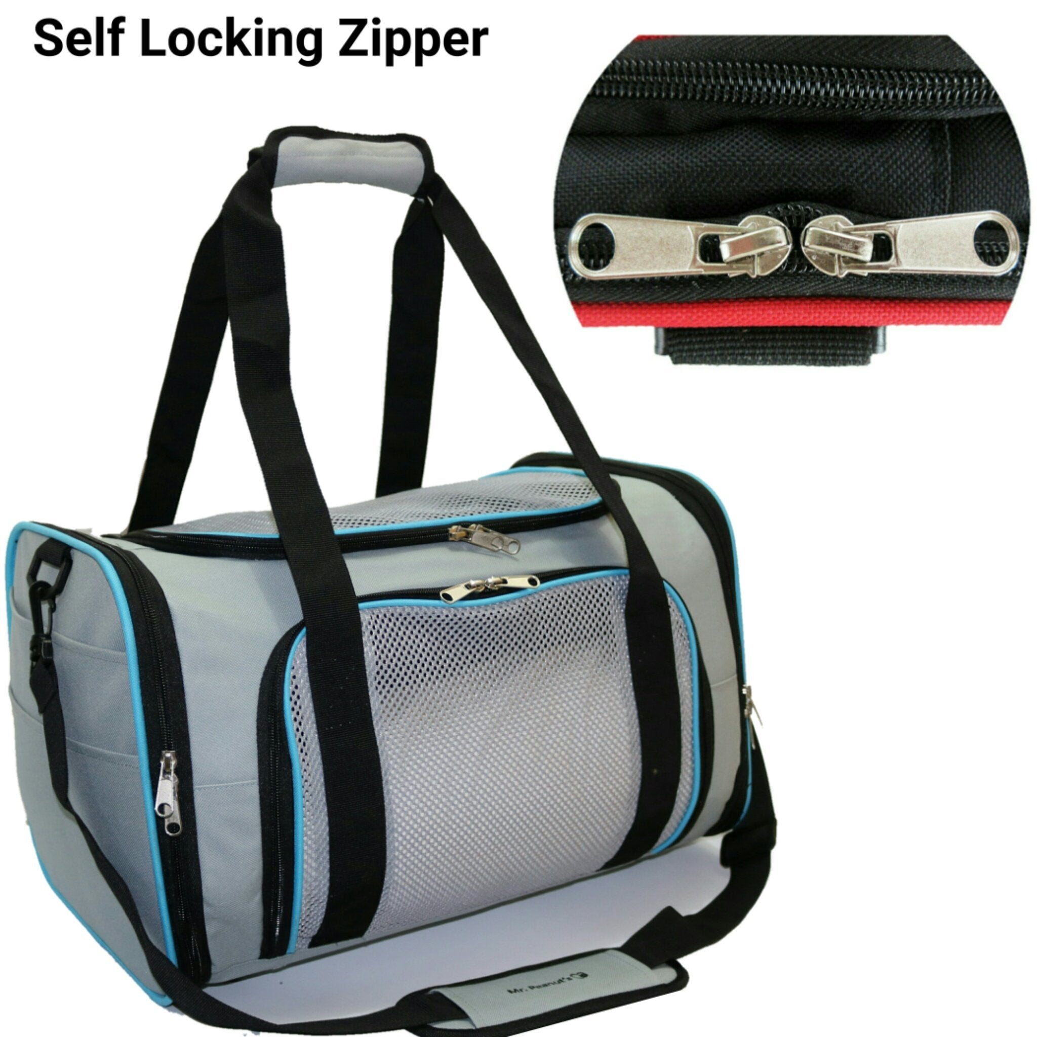 Airline Approved Soft Sided Pet Carrier Perfect For Cats Small