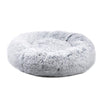 "Mr. Peanut's 23"" OrthoPlush® Pet Bed - Gray Two Tone"