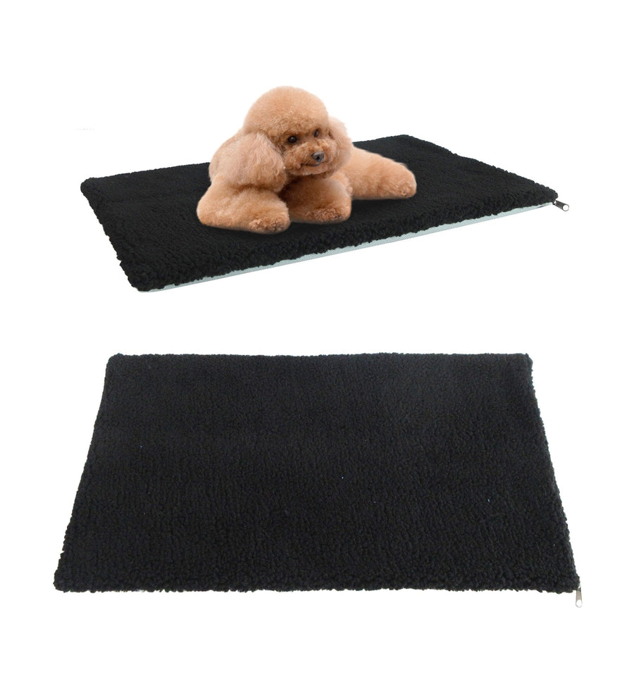 Silver Line Replacement Fleece Pad - Mr. Peanut's Airline Approved Pet Carriers