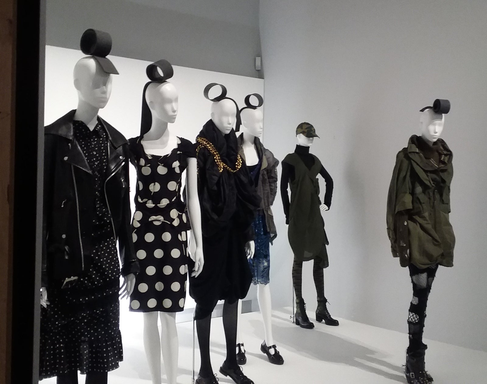 Collecting Comme - Redefining Fashion - Comme Des Garcons at the NGV