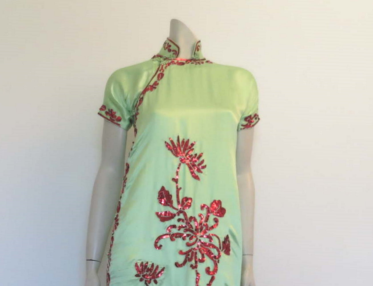 What's a Vintage Cheongsam?