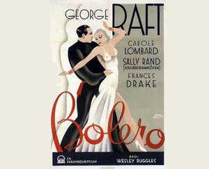 Bolero - Dirty Dancing in the 1930s
