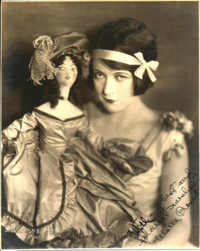 From Bed Caps to Dolls - The 1920s Boudoir