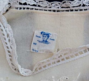 What's In a Name? - Vintage Clothing Labels