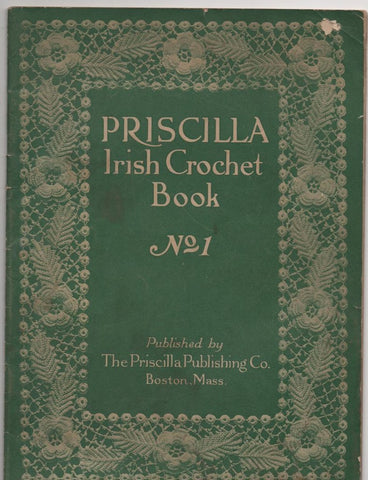 Irish Crochet Book