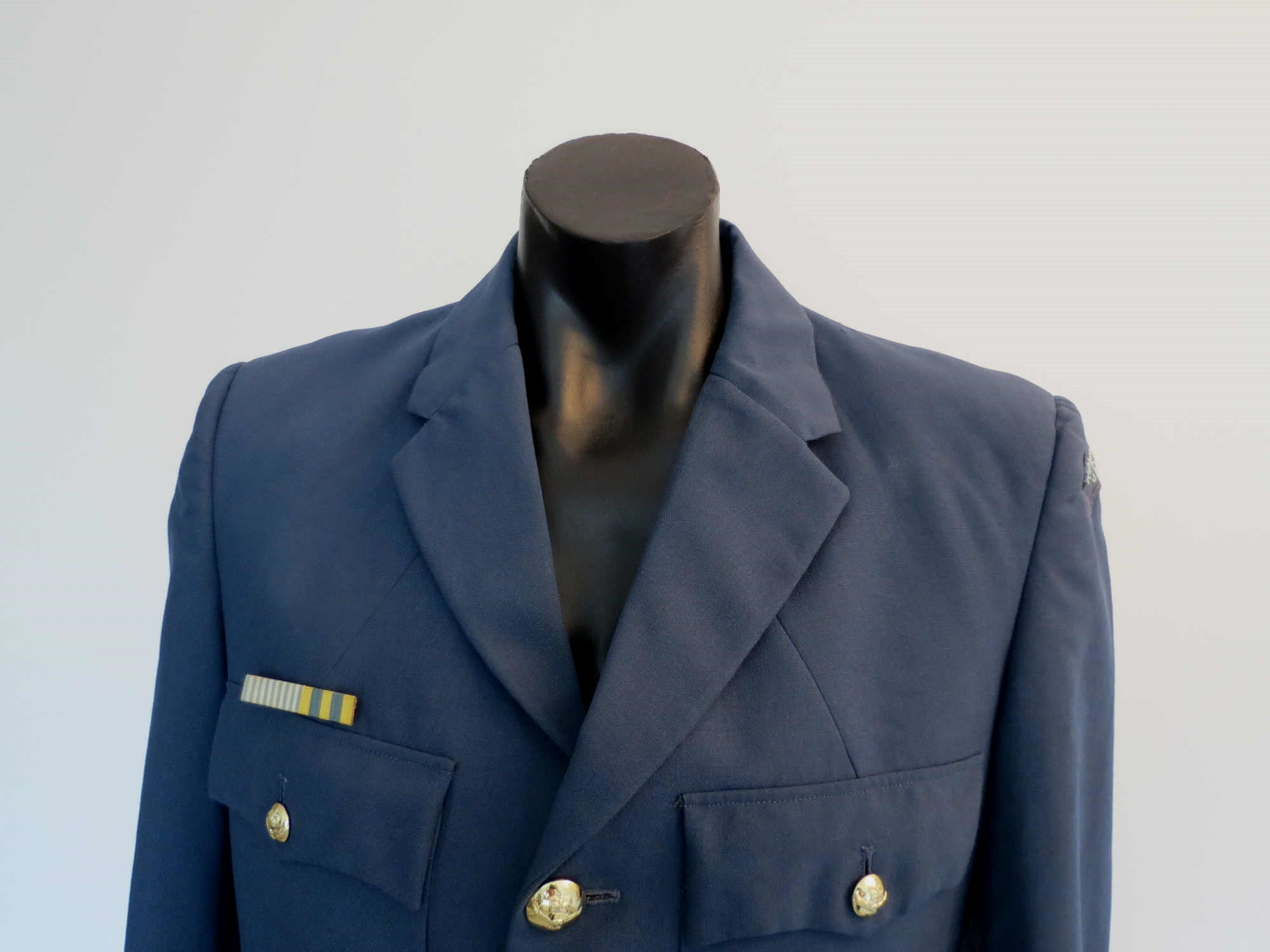 RAAF Wing Commander Jacket - Royal Australian Air Force - 1972