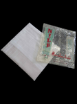 1950s 1960s vintage mens white cotton handkerchiefs by nile