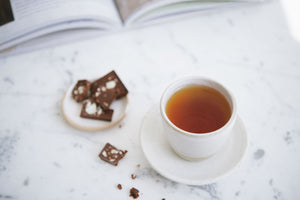 When Tea Meets Chocolate