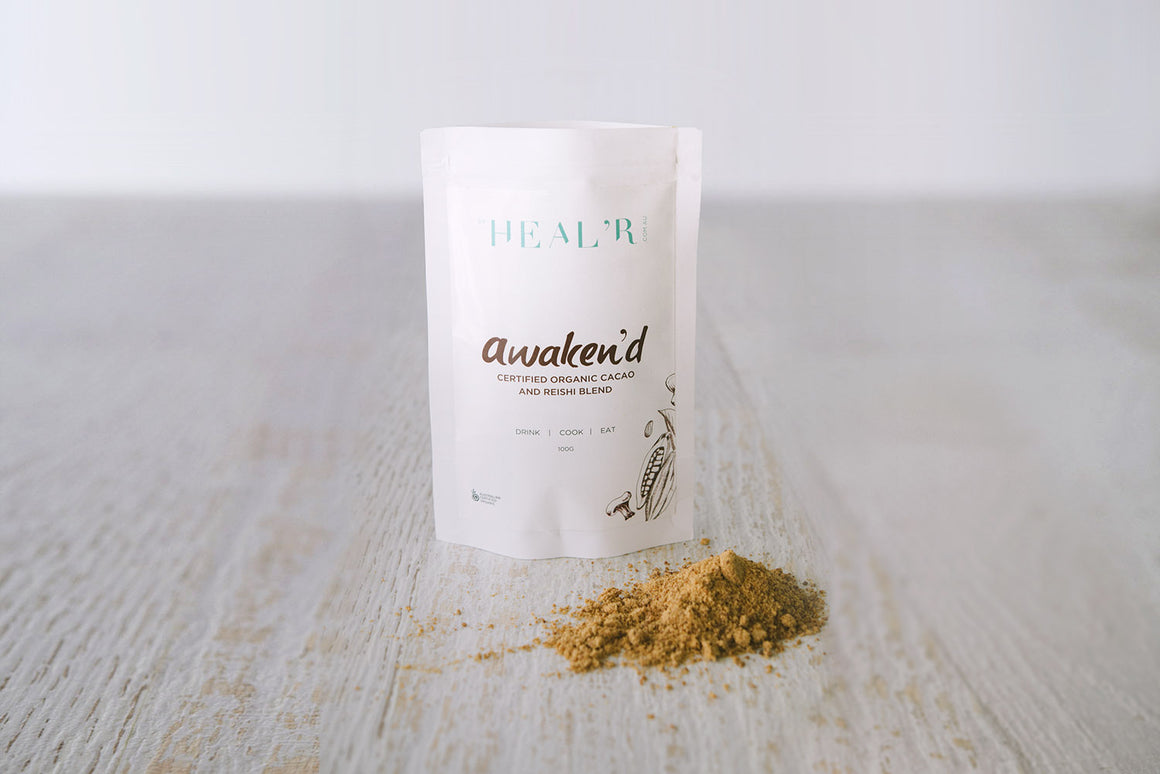 Awakened By Heal'r (100g Pouch) - Allegra & Grace