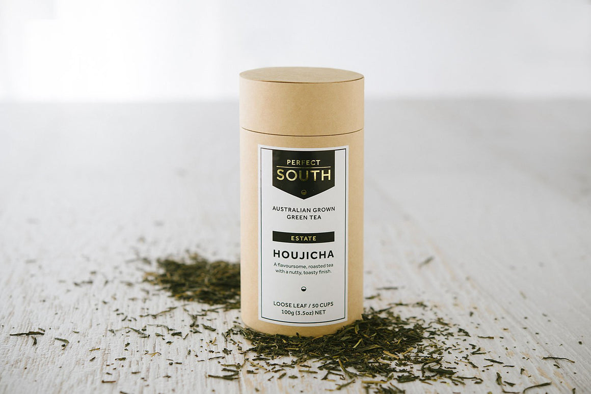 Perfect South Houjicha (100g Canister) - Allegra & Grace