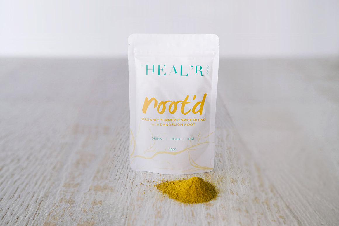 Rooted By Heal'r (100g Pouch) - Allegra & Grace