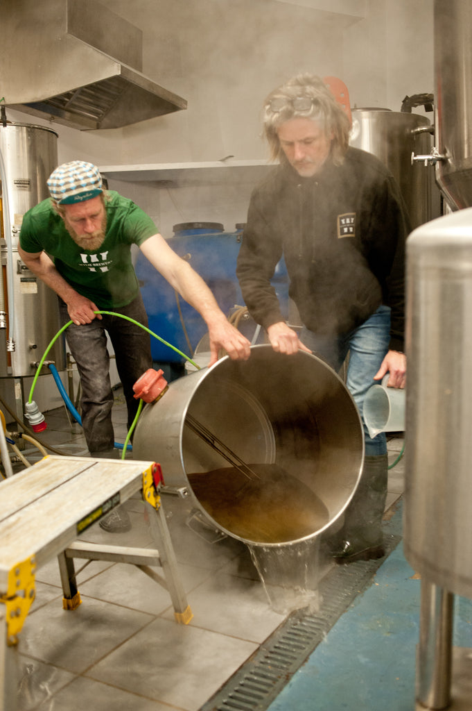BREWING DAY SERIES - WYLIE BREWERY