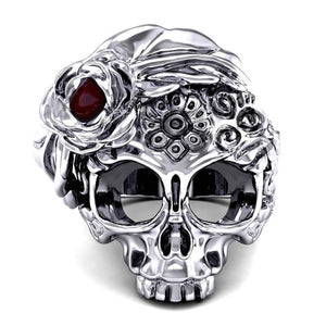 2021 New Skull Ring Collection - Heavy Metal Accessories and Jewelry