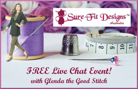 Free Live Chat Event Sure-Fit Designs Australia