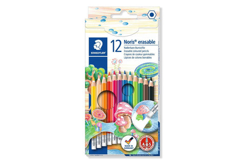 Erasable Coloured Pencils