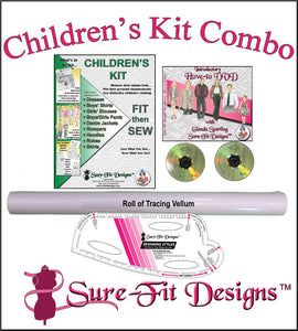 Sure-Fit Designs Children's Kit Combo