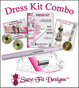 Sure-Fit Designs Dress Kit Combo