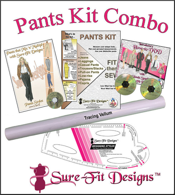 Sure-Fit Designs Pants Kit Combo