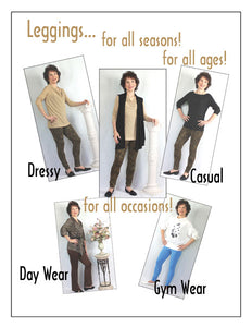 Leggings Fashion Leaflet