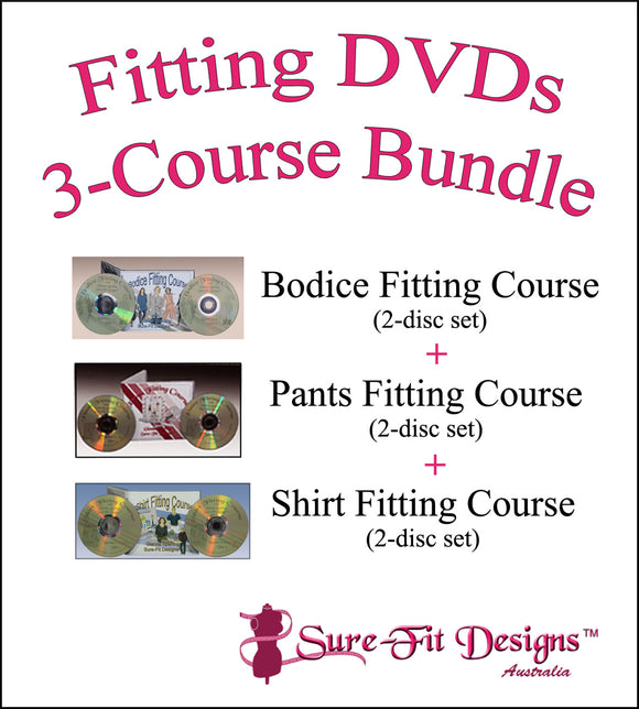 Sure-Fit Designs Three Course Bundle Combo