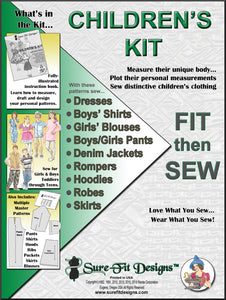 Sure-Fit Designs Children's Kit