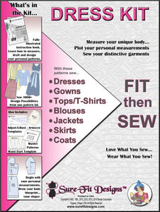 Sure-Fit Designs Dress Kit