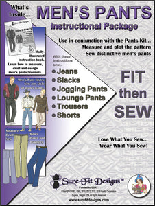 Sure-Fit Designs Men's Instructional Package