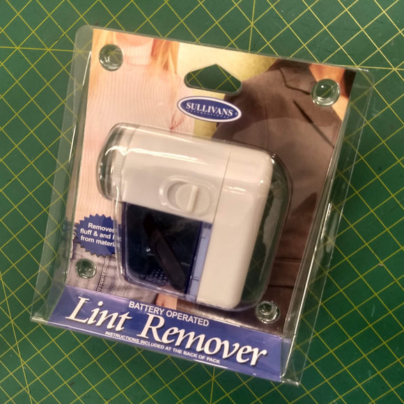 Lint Remover