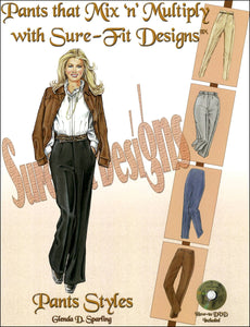 Pants That Mix n Multiply – Book & DVD