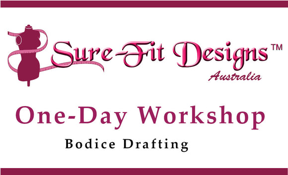 Workshop Booking - Bodice 30 March