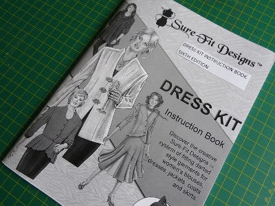 Fitting Pattern Dress Design Instruction Book